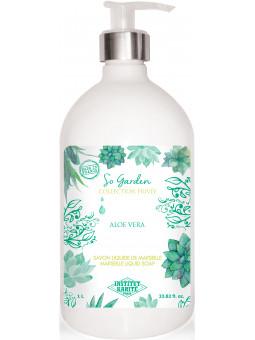 Savon Liquide So Garden - Aloe Vera  1 L