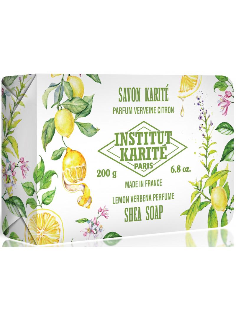 Savon Karité 200 g Verveine Citron
