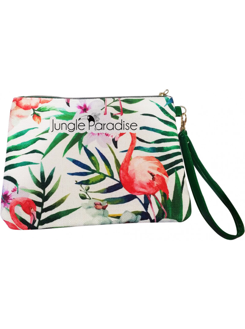 Petite trousse Jungle Flowers