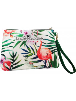 Petite trousse Jungle Flowers