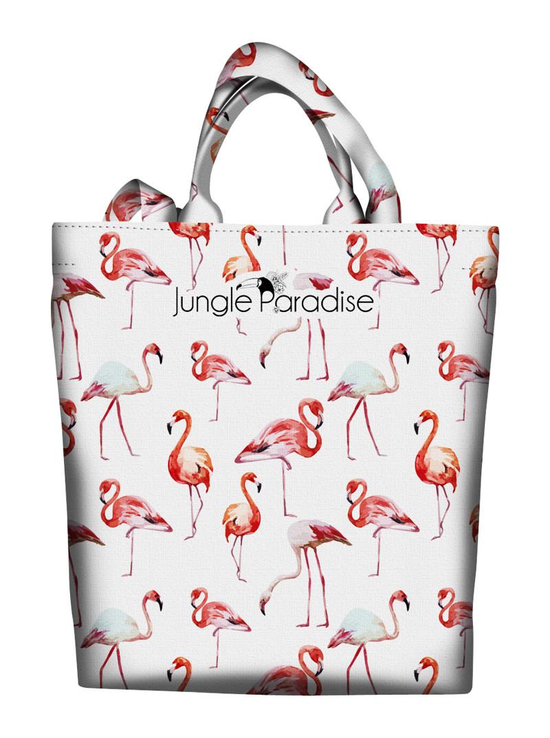 Tote Bag Flamingo