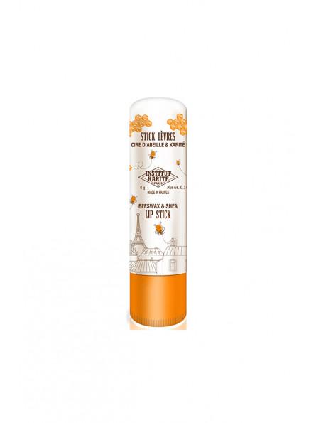Stick Lèvres Cire d'abeille & Karité