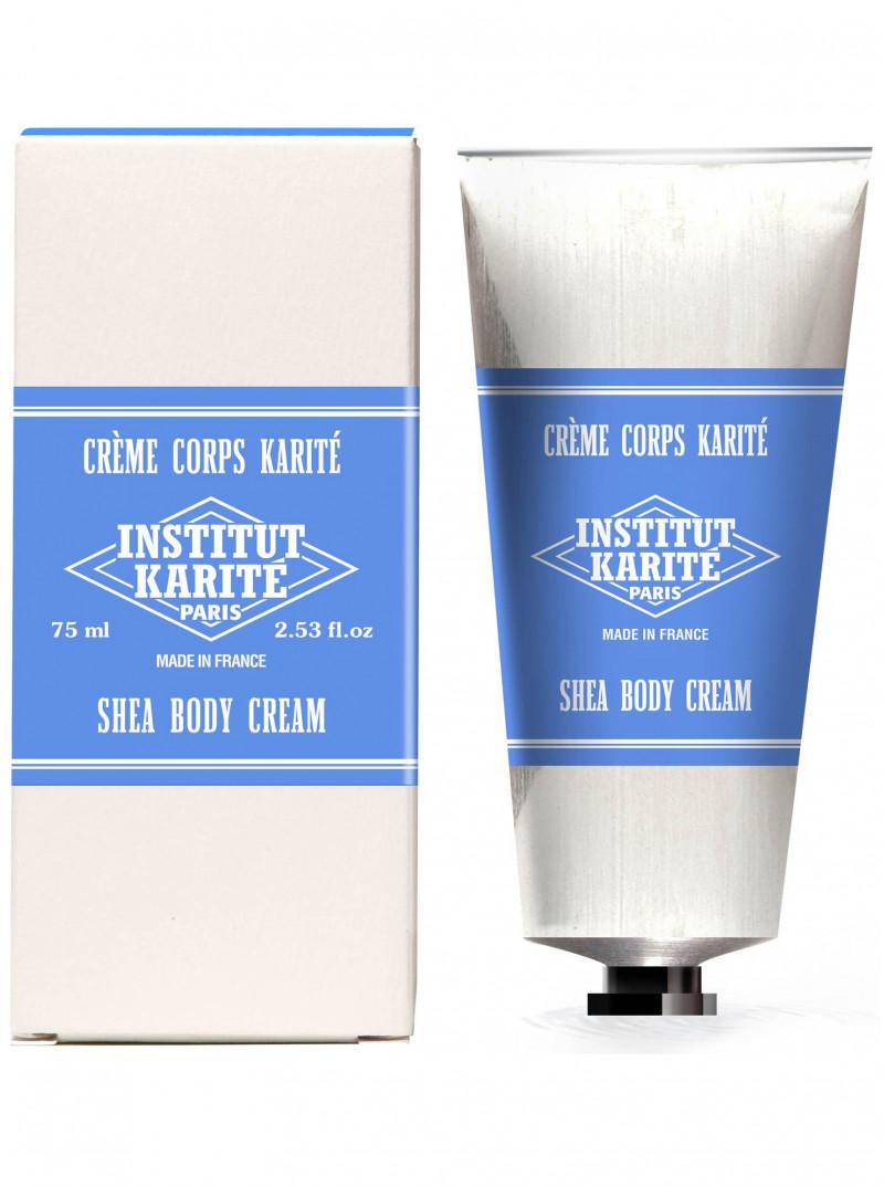 Crème Corps Karité 75 mL Crème de Lait