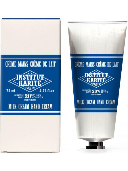 Crème Mains Karité 75 mL Crème de Lait