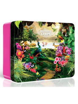 Jungle Paradise Tin Box