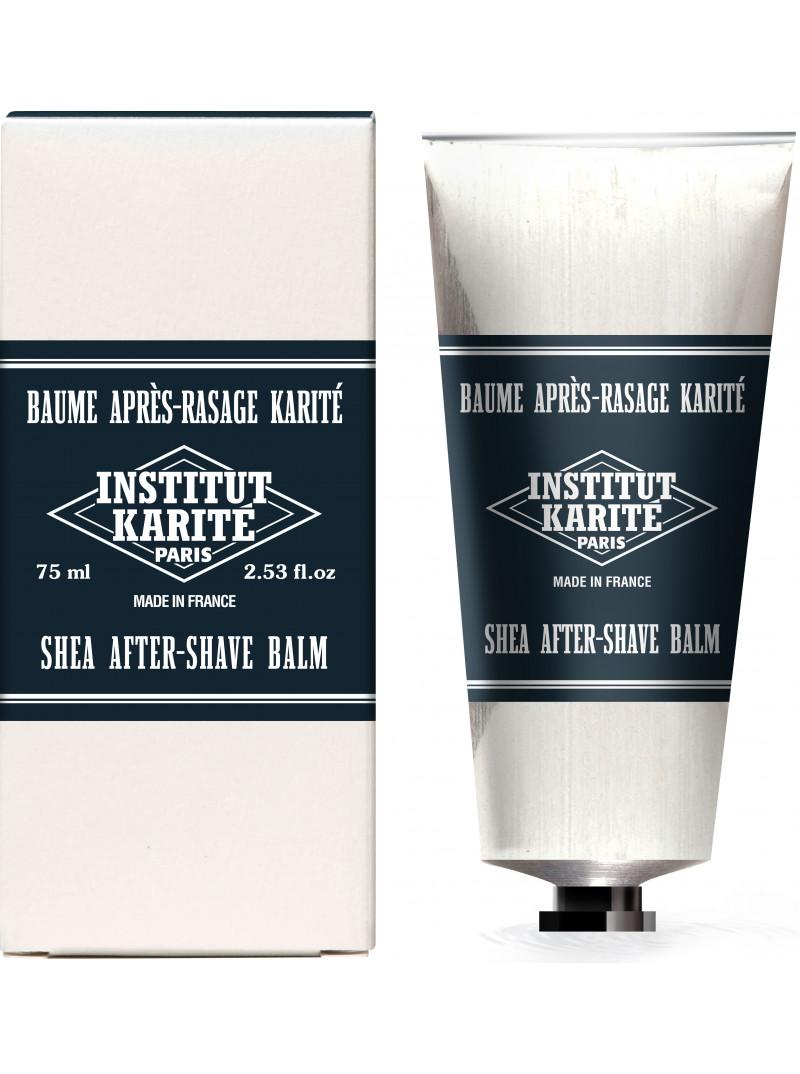 Baume Après-Rasage Karité 75 mL Crème de Lait